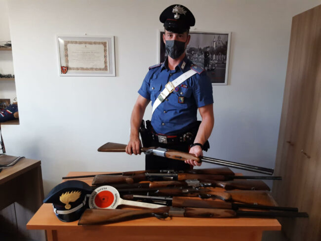 carabinieri-sequestro-fucili