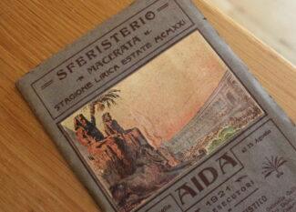 libretto aida 1921 11 copertina