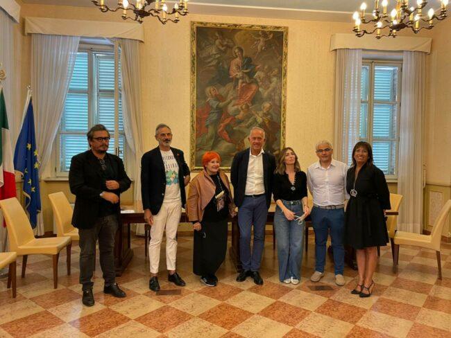 Baiocco-Fumagalli-Vittoria-Sbrascini-Sindaco-Daniela-Frontoni-Borroni-Pennesi