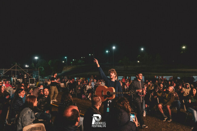 Lo-Stato-sociale-al-Phoenix-festival