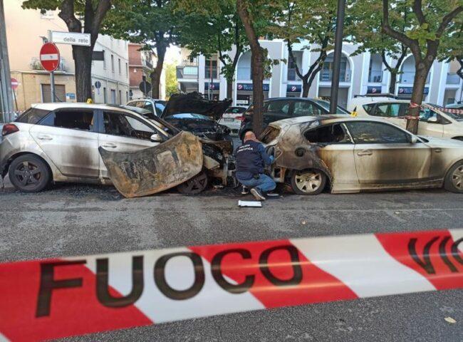 civitanova-incendi-auto
