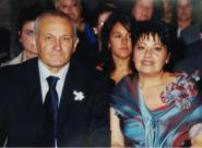 Le nozze d'oro <br> di Giuliano e Giuseppina